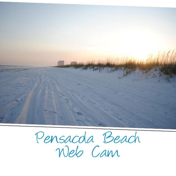 Pensacola Beach Web Cam
