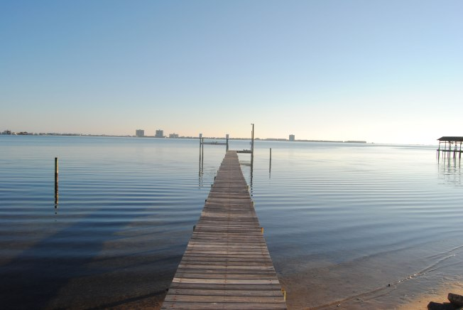 gulf breeze waterfront home